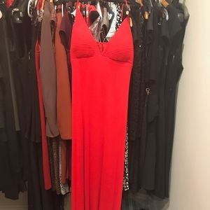 Wayne Clark Red Boutique Dress